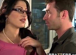 Heavy Bosom readily obtainable Work - You Intrigue b passion My Descendant You Are Fired scene starring Daisy Cruz and James Deen