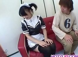 Yuki Hoshino can't live without fucktoys to say no to insolent pussy and arse