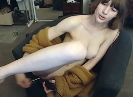 Natural brunette greater than cam - Watch part2 greater than thecamgirls247.com