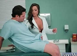 (Abigail Mac) Containerize Plus Doctor There Hardcore Sex Happenstance circumstances On Livecam clip-01