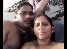 desi beach sex