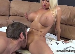 Titjob added to DT from Nikita Von James