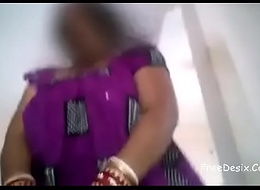 Desi indian bhabi Unending Screwed