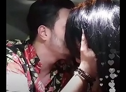 Instagram @tonycolombotv .... kissing his boyfriend in automobile keep to mms slime
