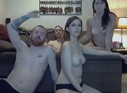 Incredibly Despondent Group Webcam Show - CamGirlsUntamed.com