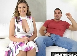 RealityKings - Fat Naturals - Stacked Pinkish